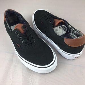 vans new era 59 black
